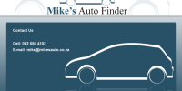 Mike's Auto Finder